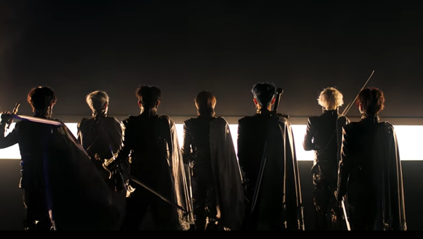 KINGDOM(킹덤) 'Excalibur' MV - Sputnik International