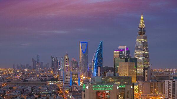 Riyadh Skyline - Sputnik International