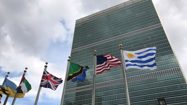 The United Nations building is pictured in New York, New York, U.S - Sputnik International