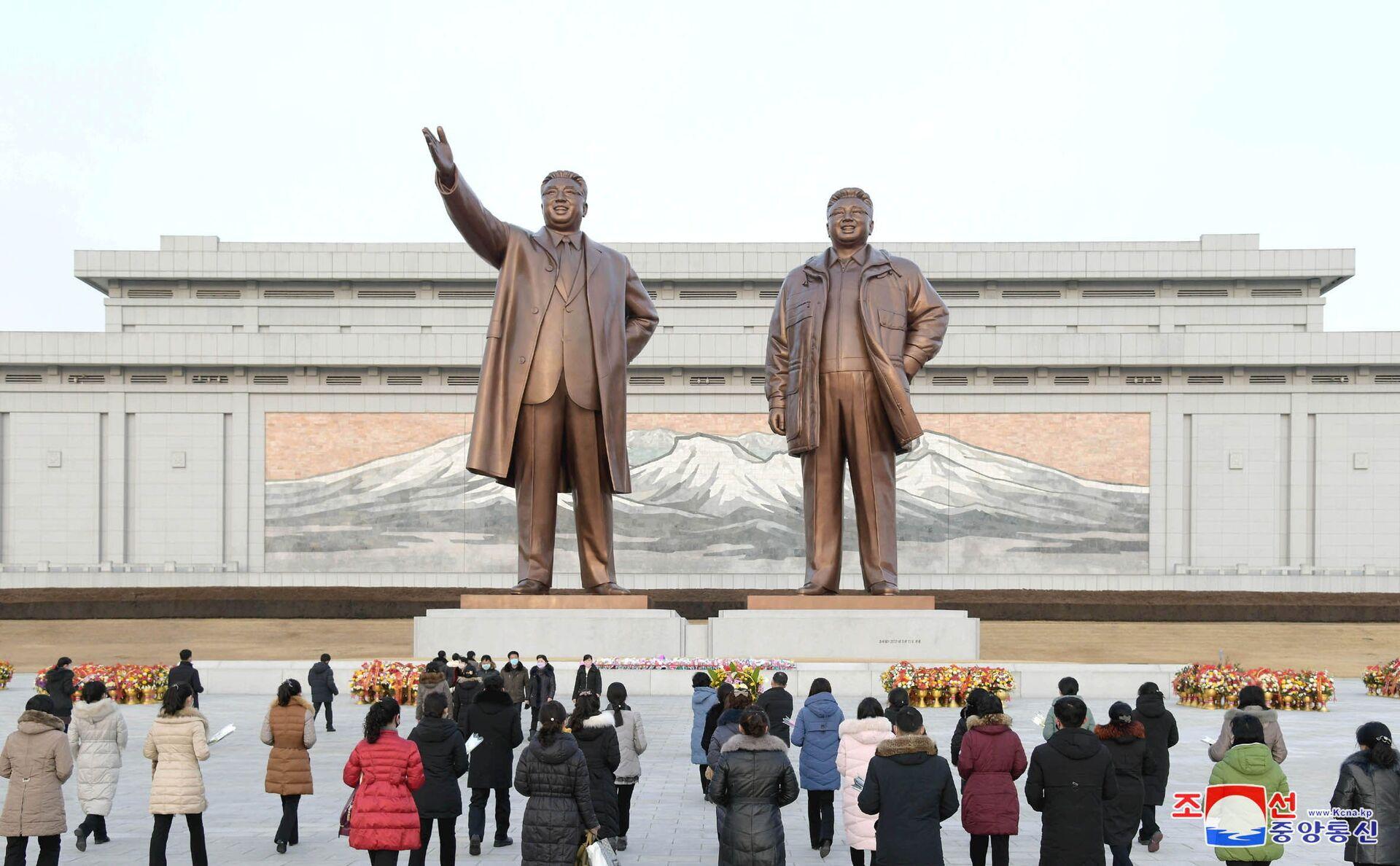 Defector Says 'Even North Korea Is Not This Nuts' After Graduating From Prestigious US University - Sputnik International, 1920, 15.06.2021