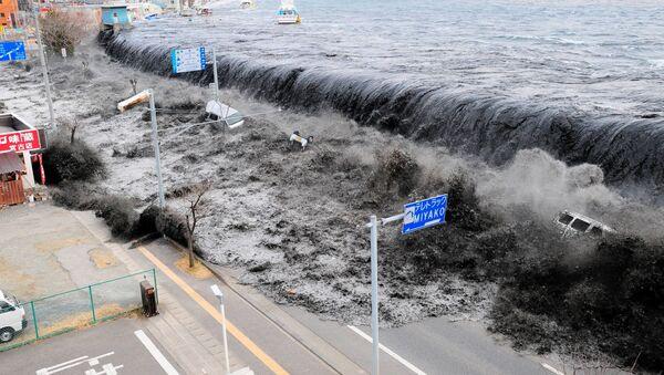 Japan Marks 10th Anniversary of Great Tohoku Earthquake and Tsunami - Sputnik International