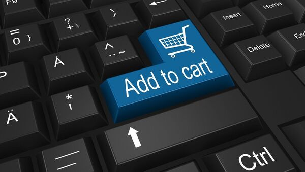 Online shopping - Sputnik International