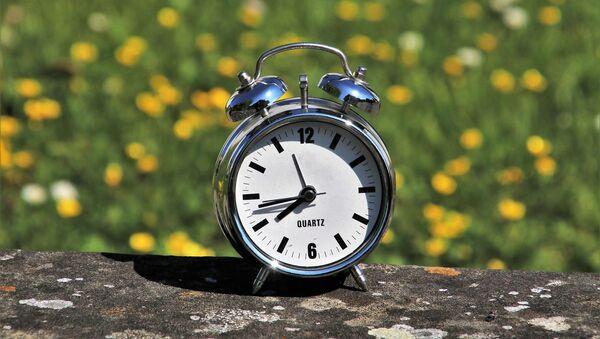 Clock, Daylight Saving Time, DST  - Sputnik International