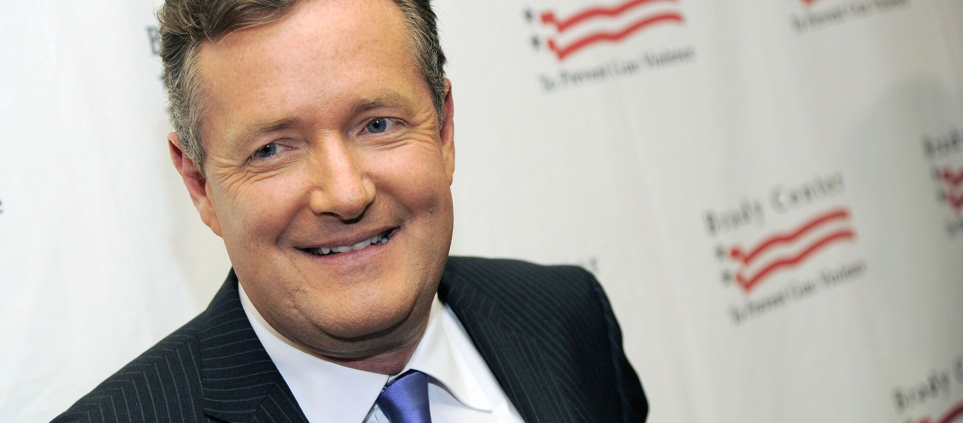 This May 7, 2013 file photo shows Piers Morgan at the Brady Campaign to Prevent Gun Violence Los Angeles Gala in Beverly Hills, Calif. - Sputnik International, 1920, 22.05.2021