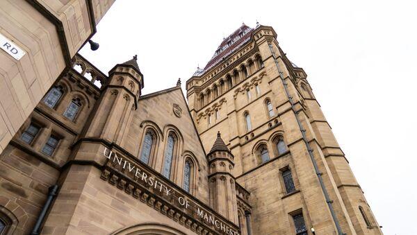 The Exterior of Manchester University Building - Sputnik International