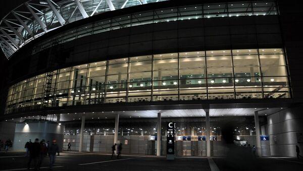 Outside Wembley Stadium - Sputnik International