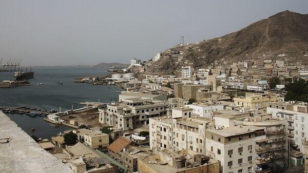 Aden. Steamer Point - Sputnik International