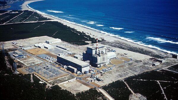 Tokai Nuclear Power Plant  - Sputnik International
