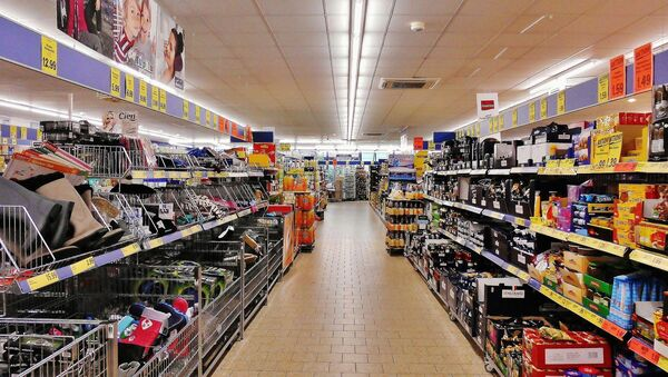a supermarket - Sputnik International