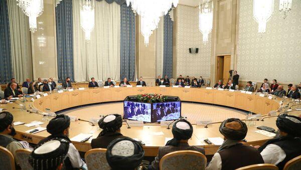 Moscow conference on Afghanistan - Sputnik International