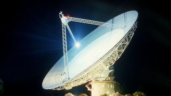 Parkes Radio Telescope - Sputnik International
