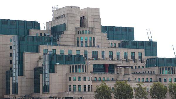 SIS (MI6) building at Vauxhall  - Sputnik International