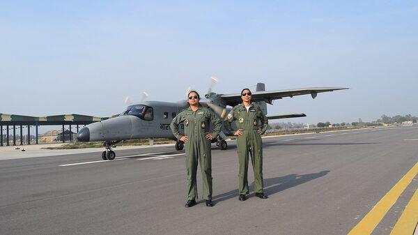 Women Pilots of the Indian Air Force - Sputnik International