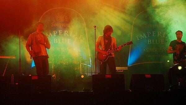 The band Strings at a concert - Sputnik International