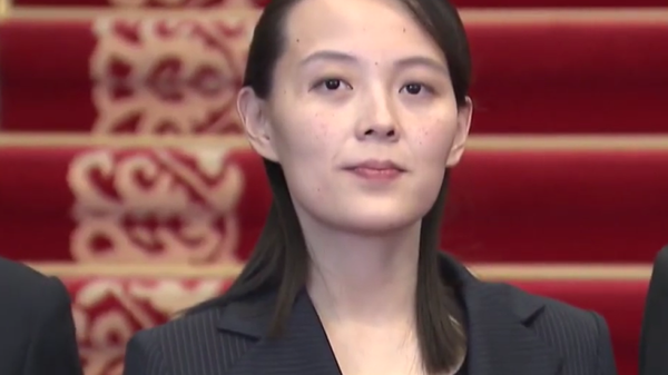 Kim Yo Jong, vice-director of the Information and Publicity Department of the Workers' Party of Korea - Sputnik International