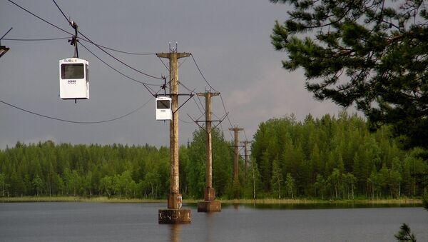 Kristineberg-Boliden ropeway - Sputnik International