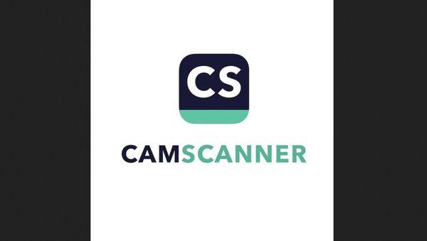 CamScanner Logo - Sputnik International