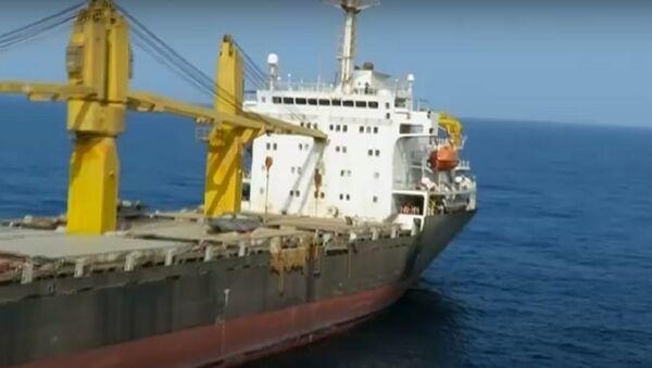Saviz vessel - Sputnik International