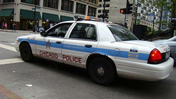 Chicago Police Ford - Sputnik International