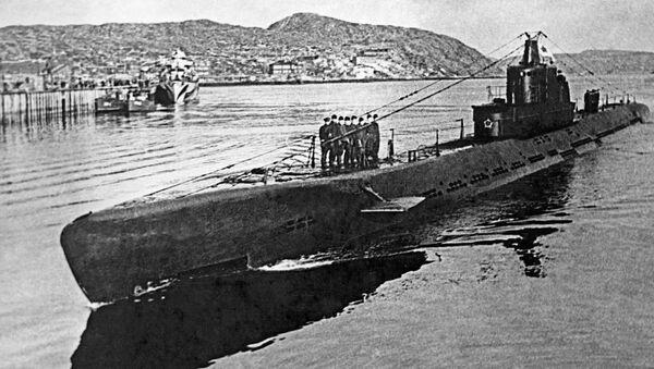 K-class submarine of WWII - Sputnik International