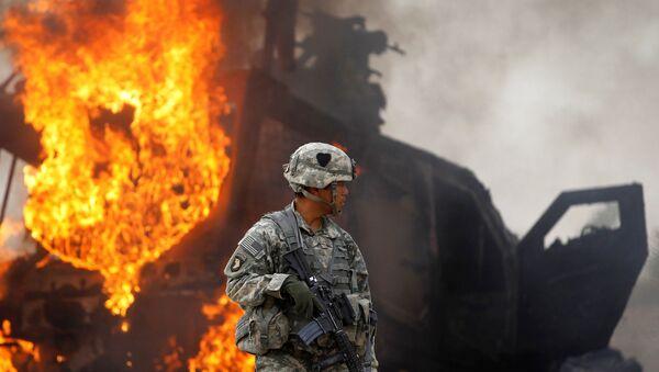 FILE PHOTO: U.S. troops to withdraw from Afghanistan - Sputnik International