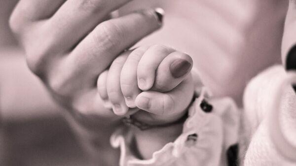 Mother and baby - Sputnik International
