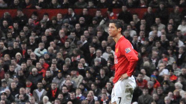 Cristiano Ronaldo ~ Manchester United - Sputnik International
