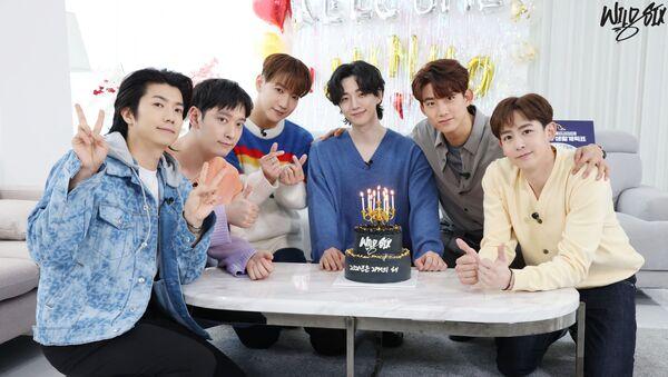 Veteran K-pop Idol Group 2PM Confirm Their Comeback - Sputnik International
