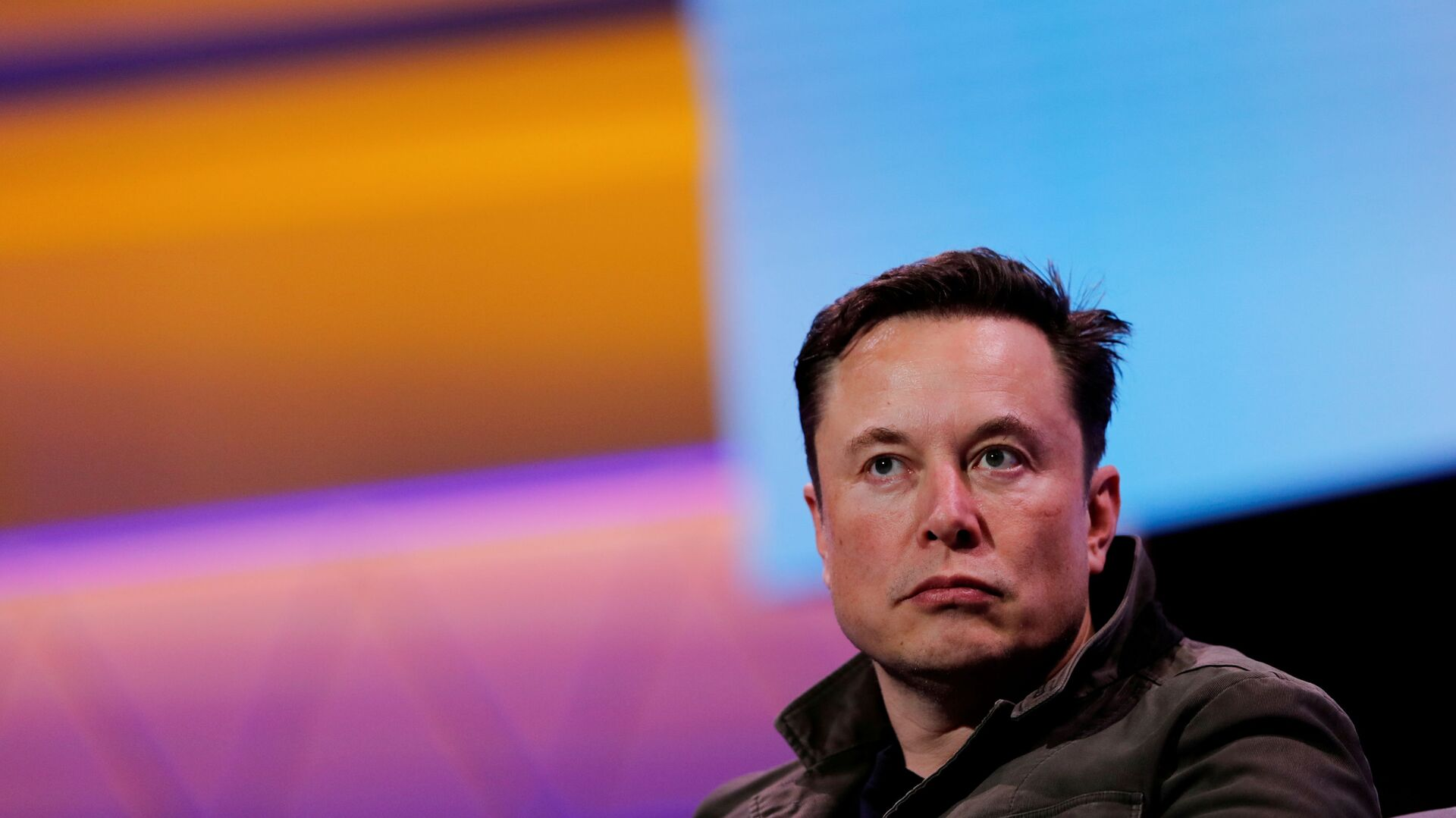 SpaceX owner and Tesla CEO Elon Musk speaks during a conversation with legendary game designer Todd Howard (not pictured) at the E3 gaming convention in Los Angeles, California, U.S., June 13, 2019 - Sputnik International, 1920, 03.08.2021