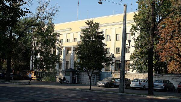 Russian embassy in Bucharest, Romania - Sputnik International