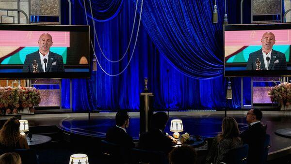 93rd Academy Awards in Los Angeles - Sputnik International