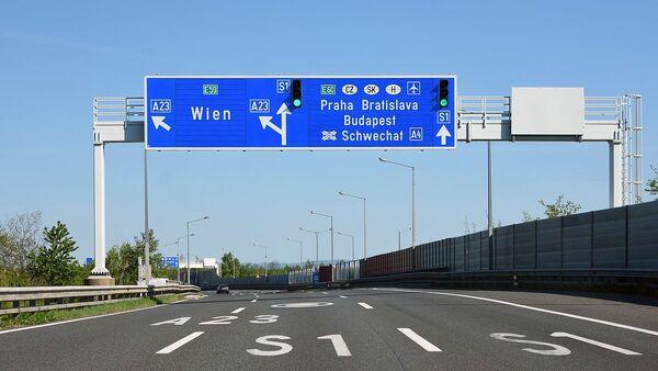 Prague-Bratislava Highway - Sputnik International