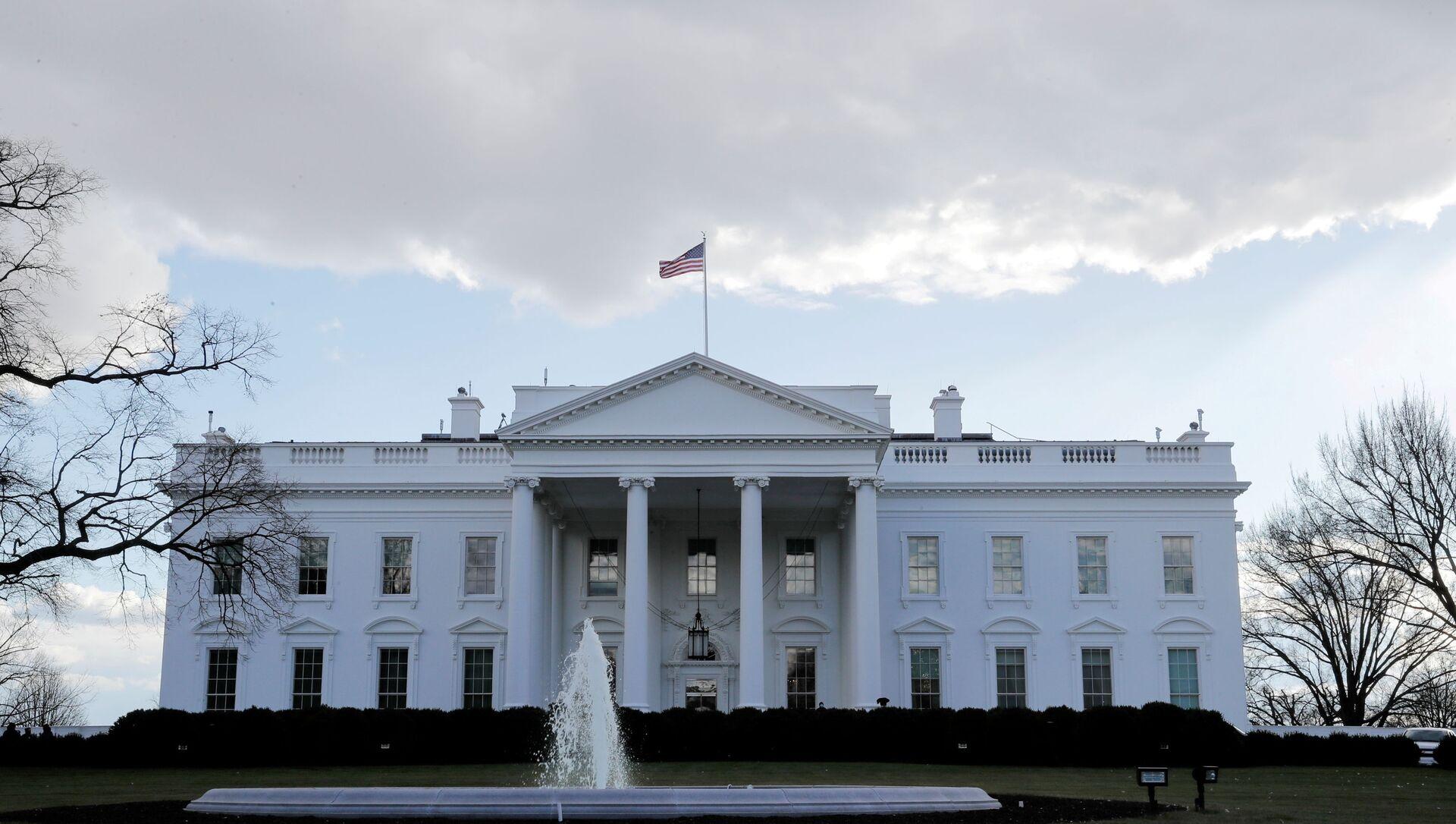 A view of the White House in Washington, U.S. January 18, 2021. - Sputnik International, 1920, 31.07.2021