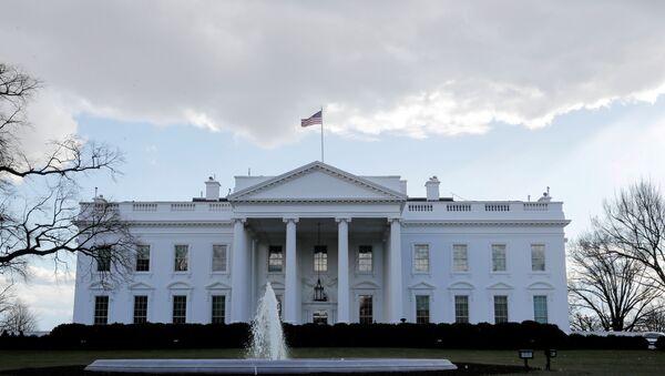 A view of the White House in Washington, U.S. January 18, 2021. - Sputnik International