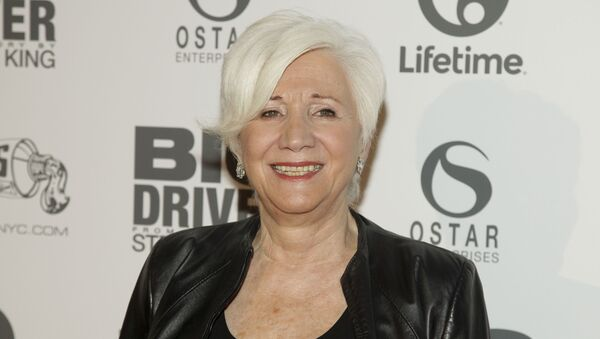Olympia Dukakis attends a screening of Lifetime's Big Driver on Wednesday, Oct. 15, 2014, In New York.  - Sputnik International