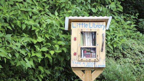 a library box - Sputnik International