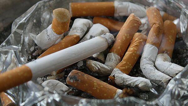 A Cigarette - Sputnik International