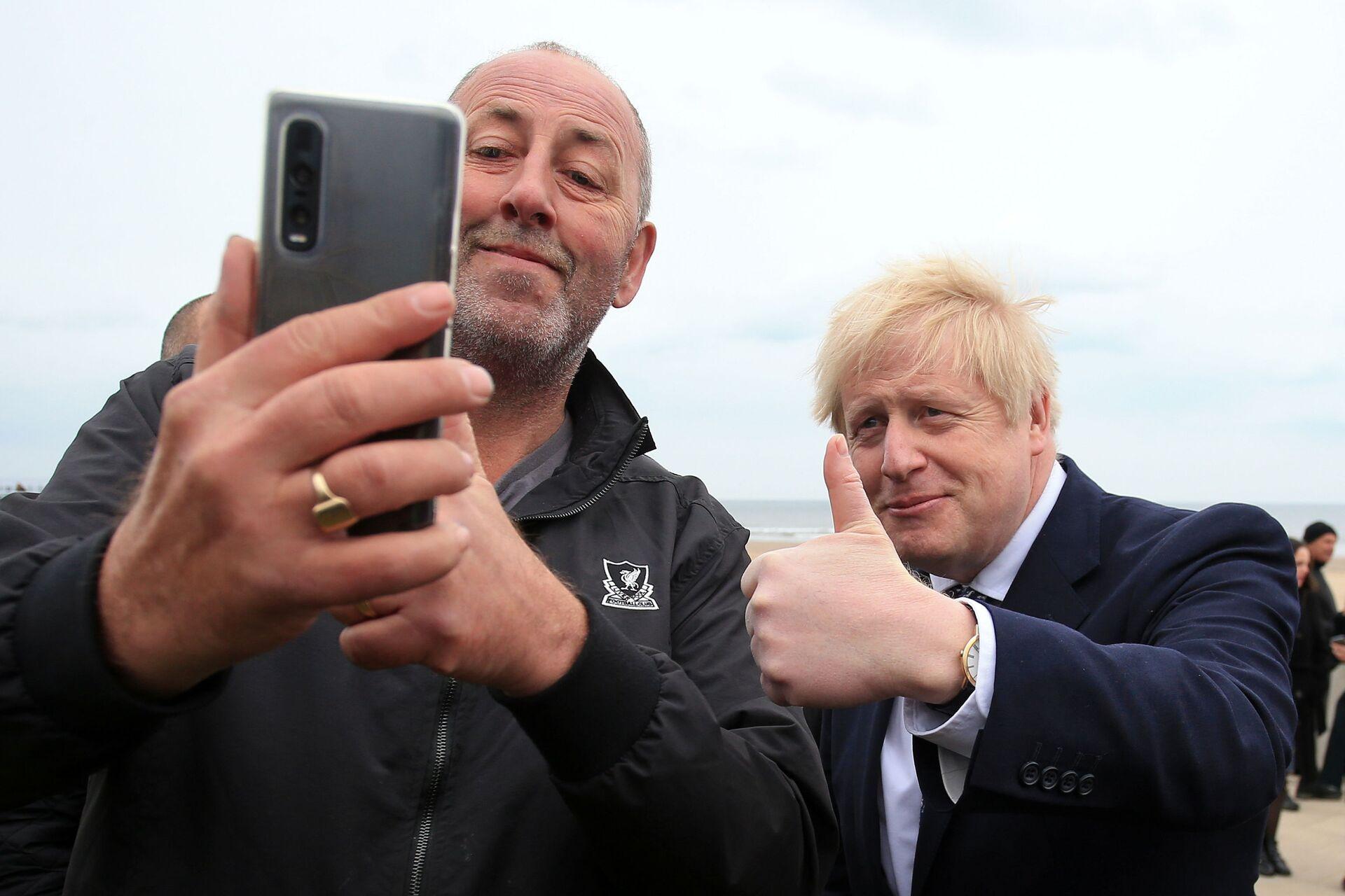 'Historic': UK Conservatives Win By-Election in Labour Stronghold Hartlepool - Sputnik International, 1920, 07.05.2021