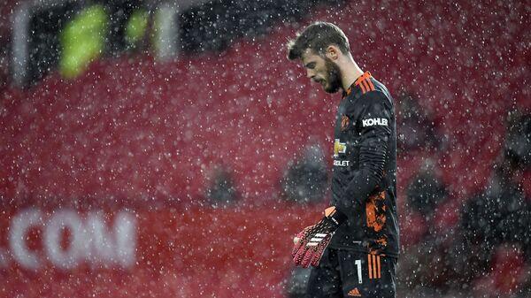 Premier League - Manchester United v Leicester City - Sputnik International