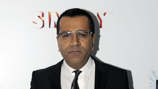This Jan. 22, 2013 file photo shows Martin Bashir at the EA SimCity Learn. Build. Create. Inauguration After-Party, in Washington. - Sputnik International