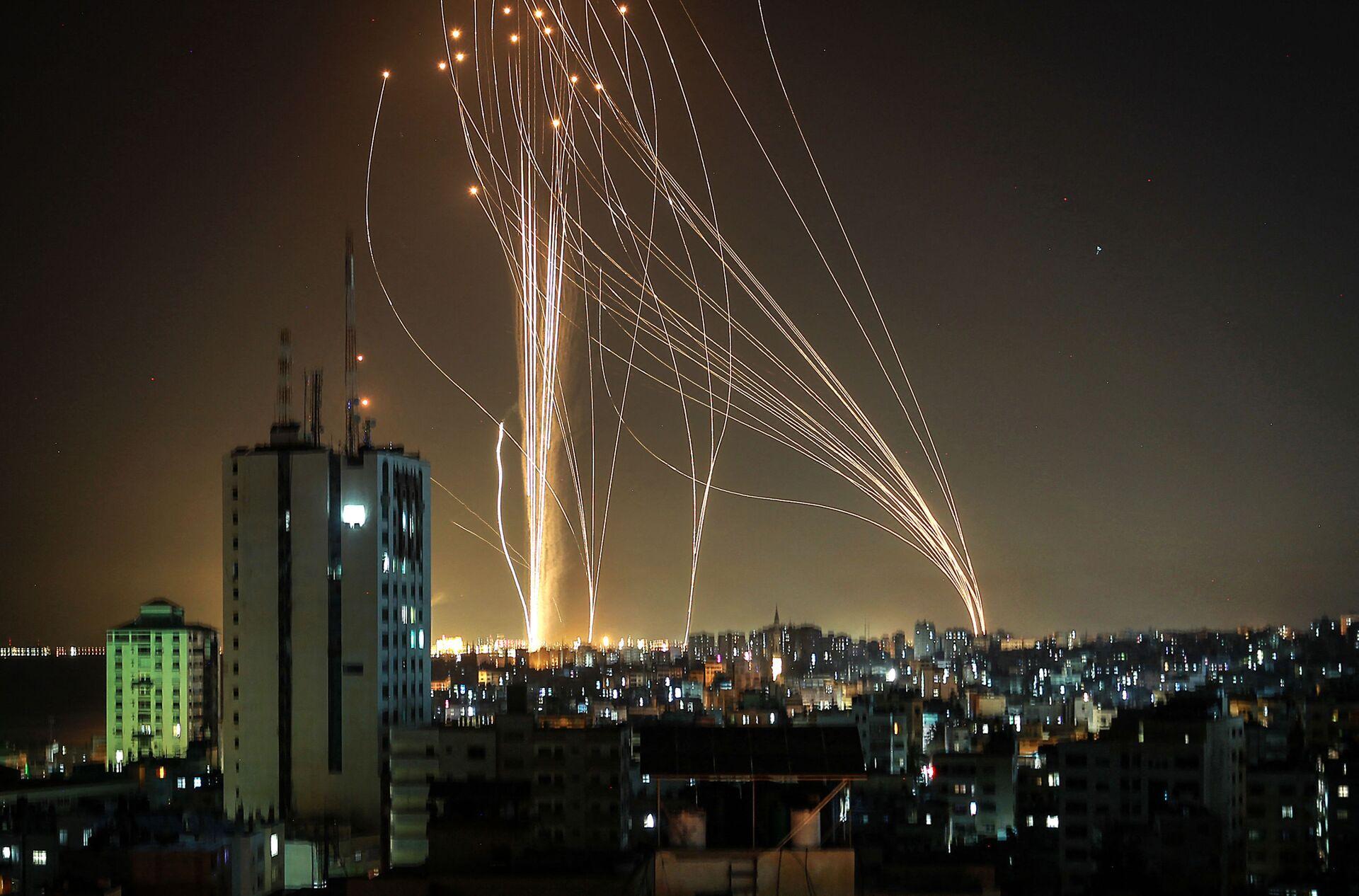 'US Influence Was Important' in Averting Israeli Ground Invasion of Gaza, Report Says - Sputnik International, 1920, 19.05.2021