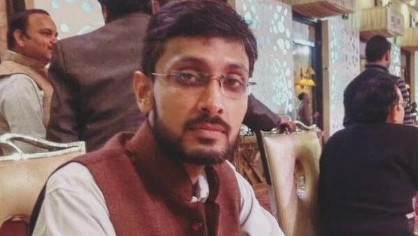 Rahul Trivedi   - Sputnik International