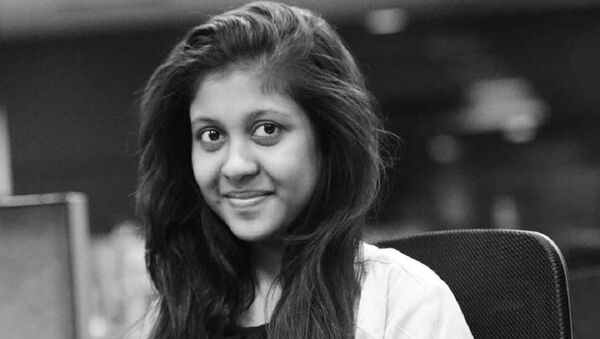 Alisha Rahaman Sarkar  - Sputnik International