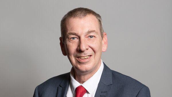 Former Labour MP for Hartlepool Mike Hill  - Sputnik International