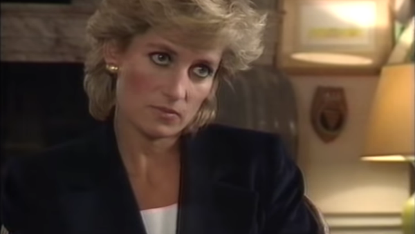 Diana, Princess of Wales in the 20 November 1995 interview for the BBC's Panorama - Sputnik International