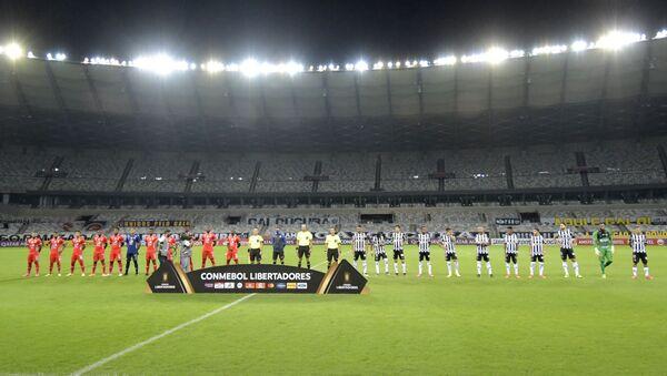 Atletico Mineiro v America de Cali - Estadio Mineirao, Belo Horizonte, Brazil - April 27, 2021 - Sputnik International