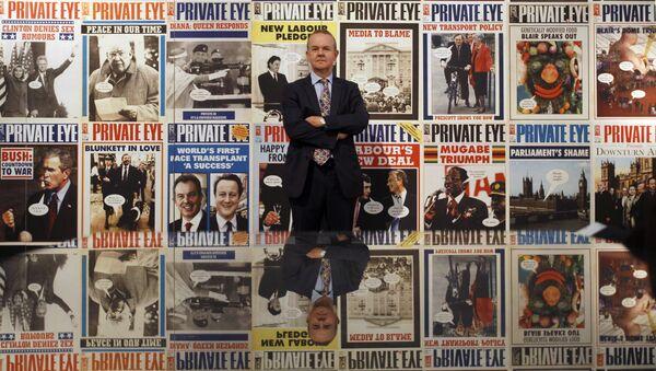 Britain Private Eye - Sputnik International