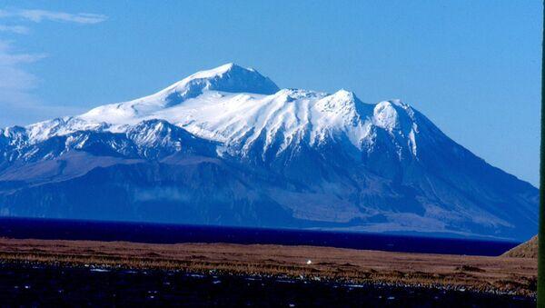 Great Sitkin Volcano  - Sputnik International