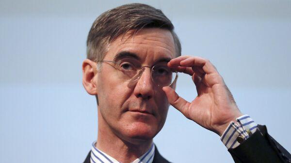Conservative Leader of the House Jacob Rees-Mogg - Sputnik International