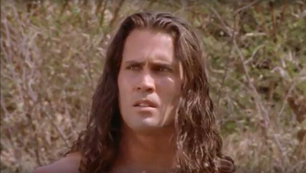 'Tarzan' Star Joe Lara - Sputnik International